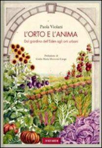 Copertina del libro L'orto e l'anima.