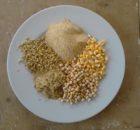 Il misto granaglie che prepariamo per i nostri avicoli.
