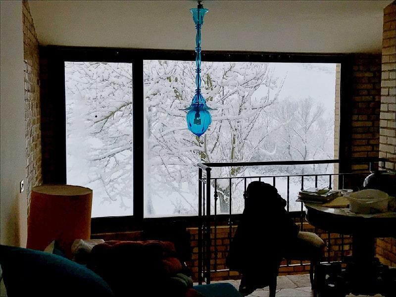 Inverno all'interno