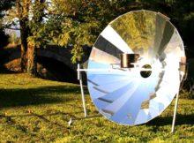 Fornello solare